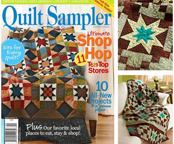 Quilt Sampler, Fall/Winter 2010