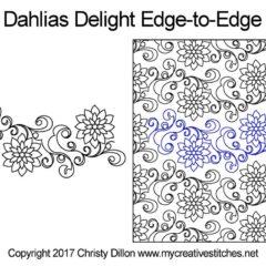 Dahlias Delight