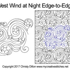 West Wind At Night