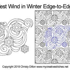 West Wind In Winter