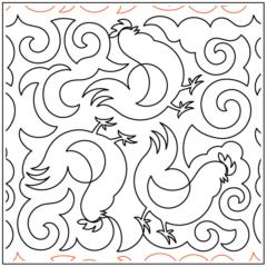 Chicken Swirls